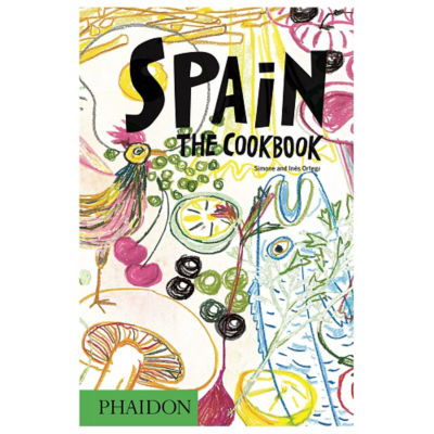 Spain: The Cookbook by Simone and Inés Ortega