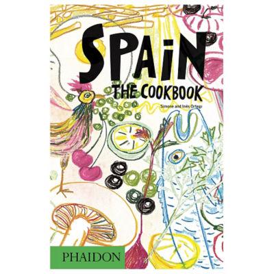 Spain: The Cookbook by Simone and Inés Ortega