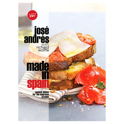 Made in Spain - Spanish Dishes for the American Kitchen