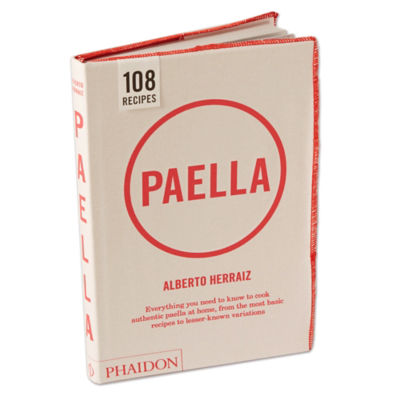 Paella by Alberto Herraiz - Step-by-step Book with 108 Recipes