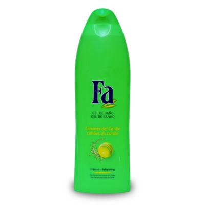 2 Bottles of Fa Caribbean Lime Shower Gel