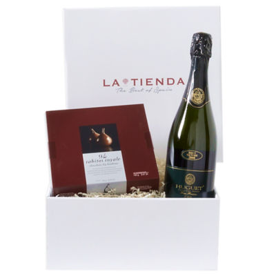 Cava & Bonbons Gift Box