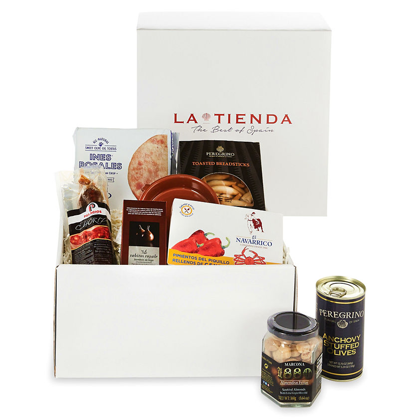 The Best Gift Boxes Ideas From Spain Artisan Foods