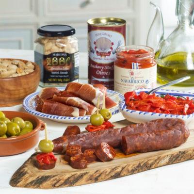 Five Flavors of Spain Sampler