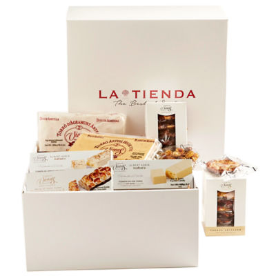 Artisanal Turrones of Catalonia Gift Box