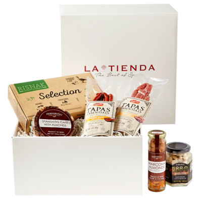 Mediterranean Power Snacks Gift Box