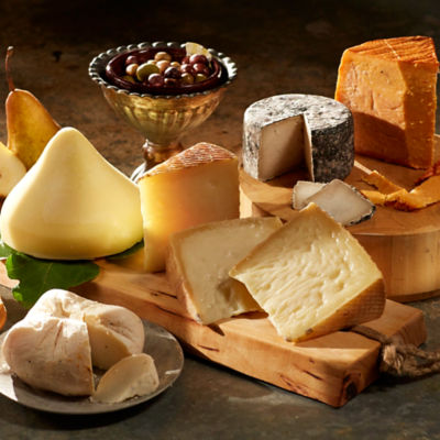 Connoisseur's Cheese Collection
