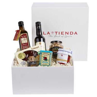Spanish Pantry Basics Gift Box