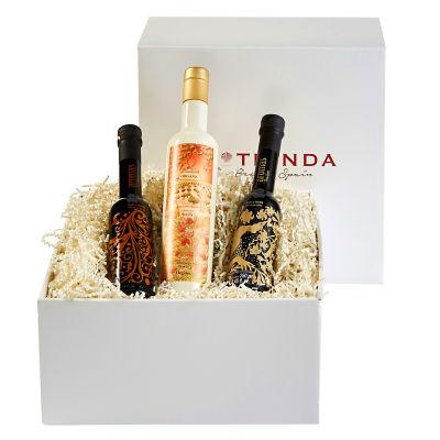 Seville Olive Oil Tasting Trio Gift Box