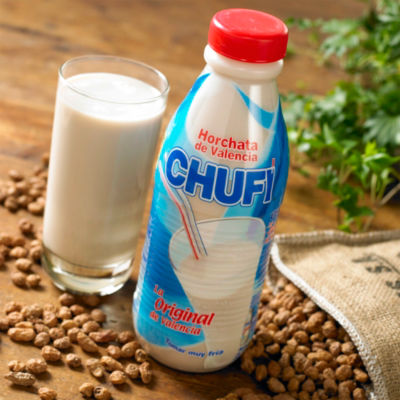 2 Bottles of Horchata de Chufa by Chufi