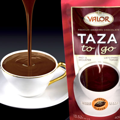 Valor 'Taza to Go' Thick Hot Chocolate