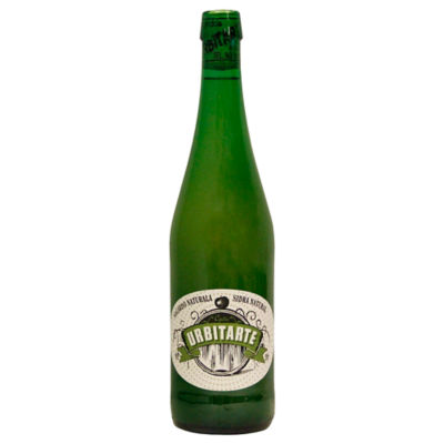 Sidra Urbitarte - Craft Cider from Pais Vasco