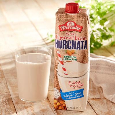 Horchata de Chufa Drink from Valencia