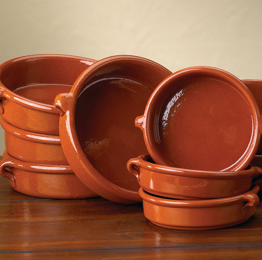 Shop Terra Cotta Cazuelas Dishes Online | La Tienda