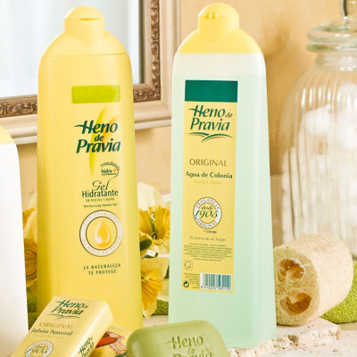 Heno de Pravia Toiletries Collection