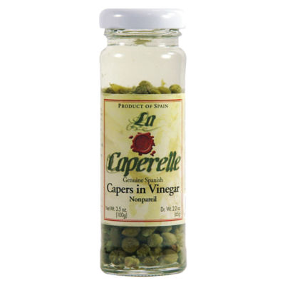 Capers in Brine from Andalucía