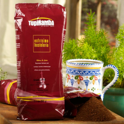 Ground Mixed Torrefacto Coffee by Tupinamba