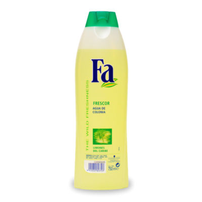 Fa Splash Cologne - Caribbean Lime Scent