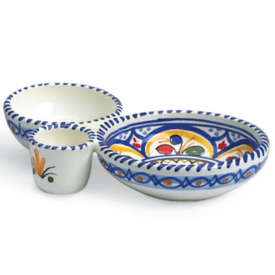 Ceramic Olive Serving Dish  sc 1 st  La Tienda & Ceramic Olive Serving Dish from Spain