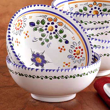 Hand-painted Bowl - 6 Inch Diameter