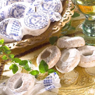 Roscos de Vino Cookies by 'Aromas de Medina'