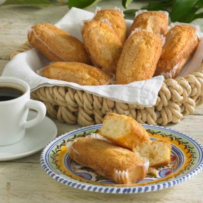 Magdalenas Valencianas Breakfast Muffins