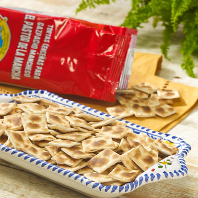 2 Packages of Cenceña Crackers for Gazpacho Manchego