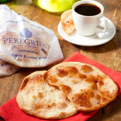 2 Packages of Tortas de Aceite Crisps by Peregrino