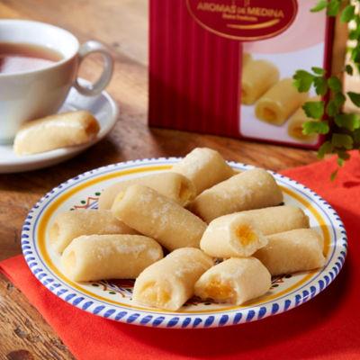 Huesos de Santo Cookies by Aromas de Medina
