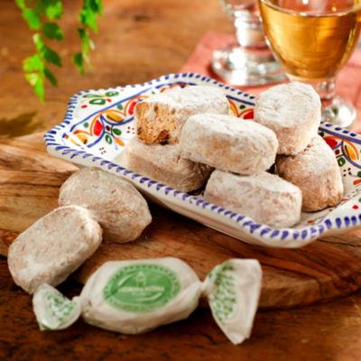Polvorones Christmas Cookies by Aromas de Medina