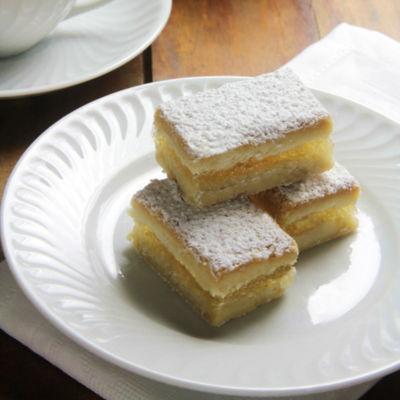 Citrus Crumble Cakes - Cortadillo de Cidra by Inés Rosales