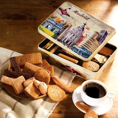 'Madrid' Gift Tin of Spanish Cookies