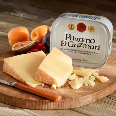 Páramo de Guzmán Aged Cheese - 8.8 Ounces