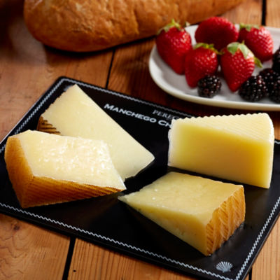Manchego Cheese Tasting Sampler by Peregrino - 14 Ounces