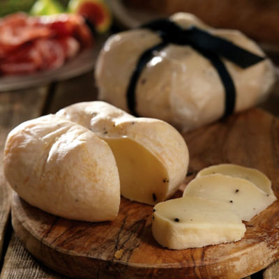 Pañoleta Truffle Cheese by El Pastor de Morella