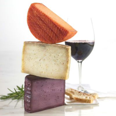 Artisan Cheese Trio by Buenalba - 3.3 Pounds