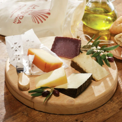 Hand-Cut Cheese Sampler - 1.25 Pounds