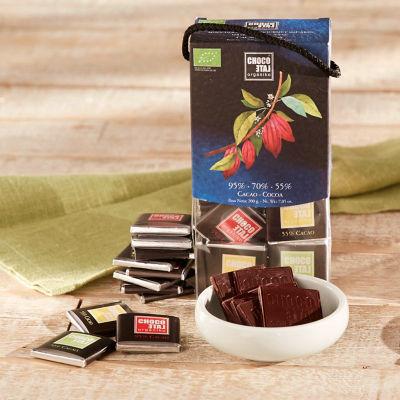 Gourmet Dark Chocolate Variety Gift Box (40 Pieces)
