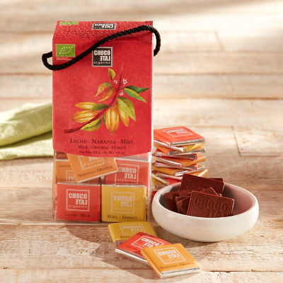 Gourmet Milk Chocolate Variety Gift Box (40 Pieces)