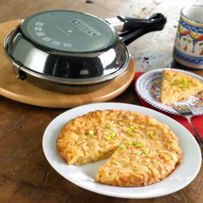 2-Piece Tortilla Espanola Pan - Non-stick