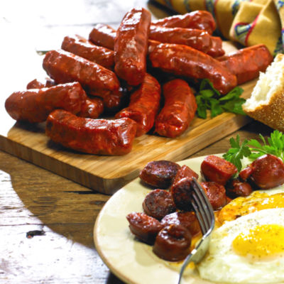 Home Style Chorizos Caseros by Quijote - 1.65 Pounds