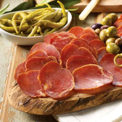 Sliced Lomo Embuchado Dry-cured Pork Loin