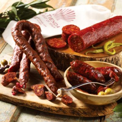 Chorizo Samplers