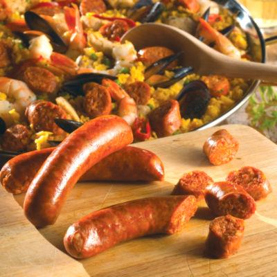 Artisan Cooking Chorizo Sausage