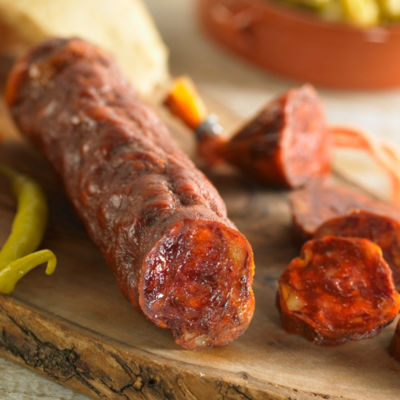 2 Packages of Palacios Slicing Chorizo from Spain - All Natural