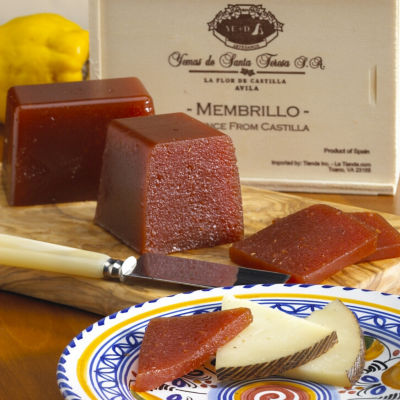 Finest Artisan Membrillo (Quince Jelly) - Two 10 oz Portions