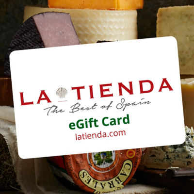 eGift Card from La Tienda - $50