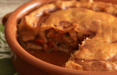 Empanada Pork Pie Recipe