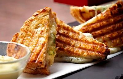 Escalivada Grilled Cheese Recipe