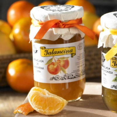 Spanish Mandarina Orange Marmalade